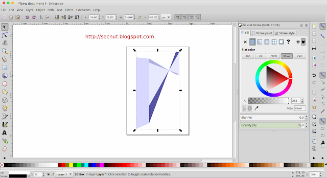 corel draw linux inkscape