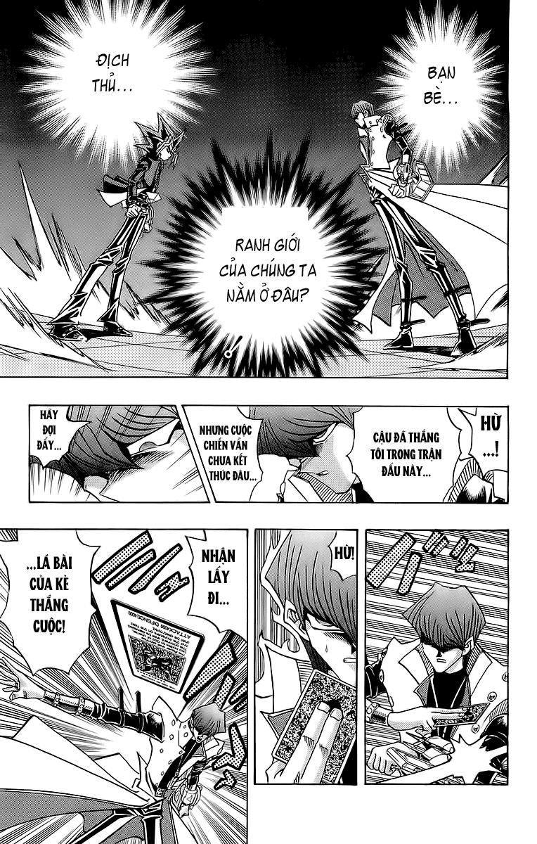 YUGI-OH! chap 263 - vị thần thứ 2 trang 9