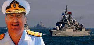 Παραλήρημα Τούρκου ναυάρχου: Οι Έλληνες δοκιμάζουν την υπομονή μας