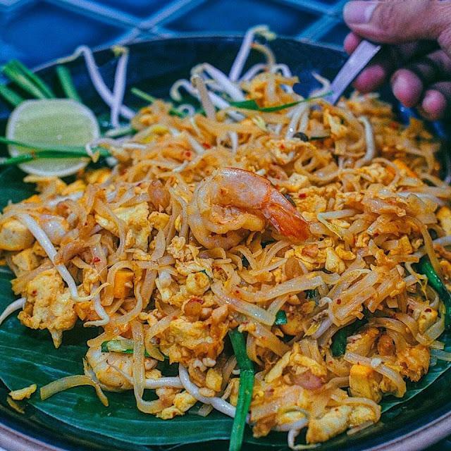 Pad Thai Prawn