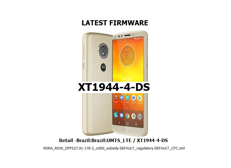 allinone: XT1944-4-DS (LATEST Firmware) NORA_ROW_OPPS27 91-176-2_cid50
