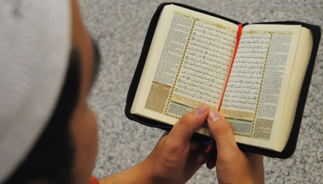 Setelah Membaca Al Qur`an Ternyata Inilah Doa yang Benar Untuk Diucapkan