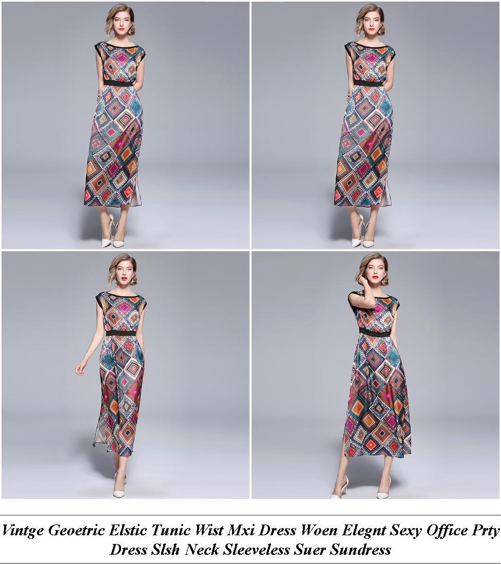 Womans Dresses - Womens Sale Uk - Night Dress - Cheap Clothes Online