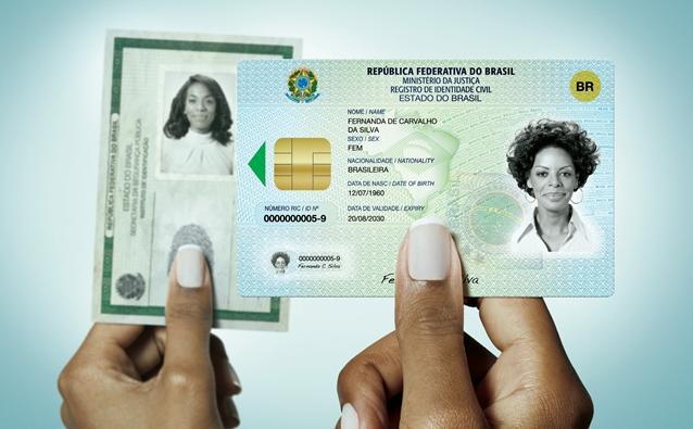 Novo RG com Chip, Pis, Fator RH e Tipo Sanguíneo começa a ser emitido pela Politec em Mato Grosso
