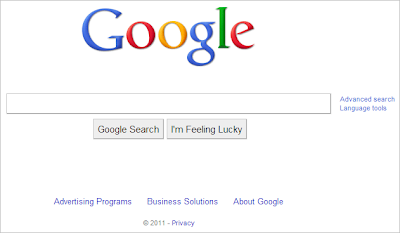 Google-website-in-2011