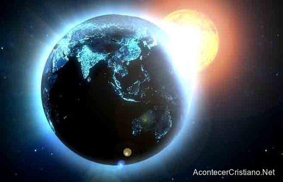 Fecha de la destrucción de la Tierra