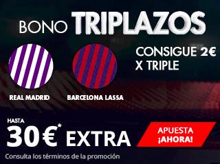suertia promocion 30 euros acb Real Madrid vs Barcelona 12 noviembre