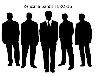 santri teroris