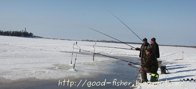 март рыбалка свердловская область