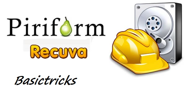 Download Recuva Data Recovery Software  - Basictricks