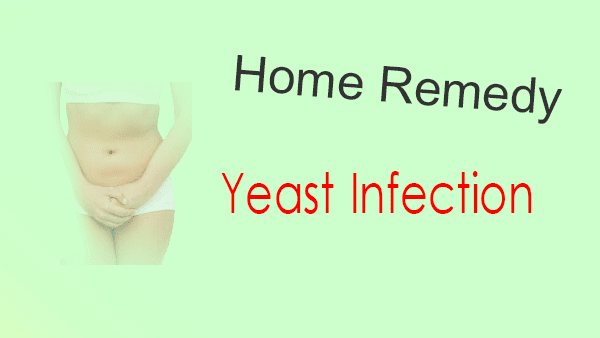 Natural Remedy for Yeast Infection