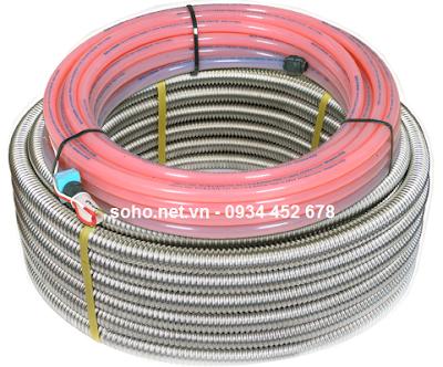 Cáp sưởi hồng ngoại Bio - Ceramic - thiết bị sưởi ấm sàn Enerpia - 220025
