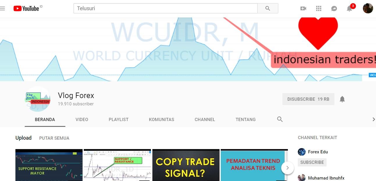 perdagangan forex untuk forum pemula