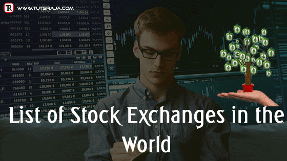 list of stock exchanges