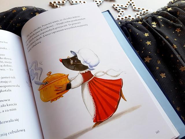Moje ulubione dobranocki -Publicat - Papilon Centrum Edukacji Dziecięcej -książeczki dla dzieci - recenzja - blog rodzicielski - blog parentingow