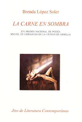 La carne en sombra, Brenda López Soler