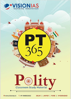 POLITY AND CONSTITUTION PT 365 BY VISION IAS 2018 - VISION