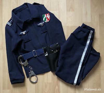 Polizeitkostüm