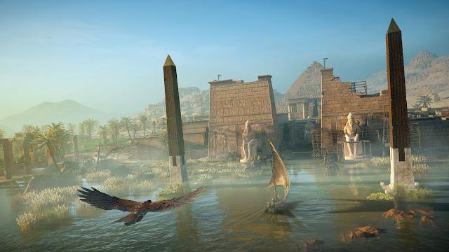 Nuevo tráiler de Assassin's Creed Origins en el E3 de Ubisoft