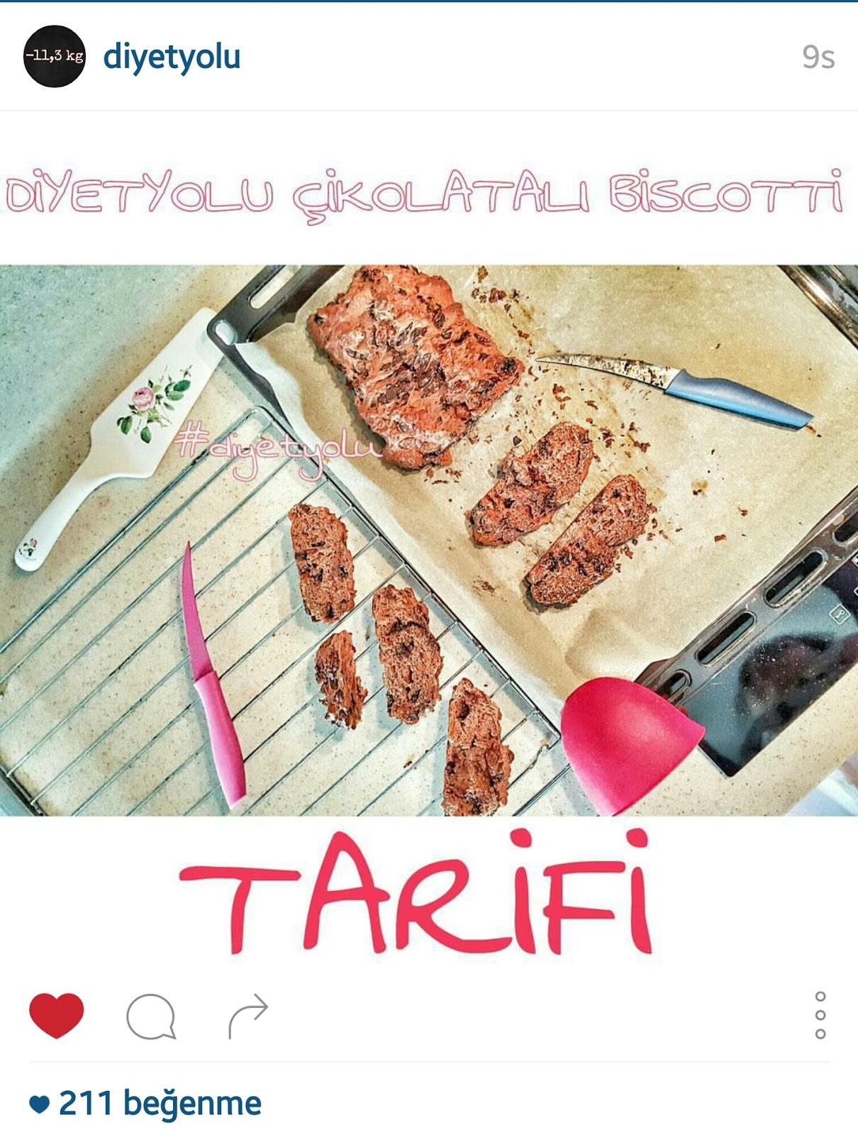 Anasonlu Biscotti Tarifi