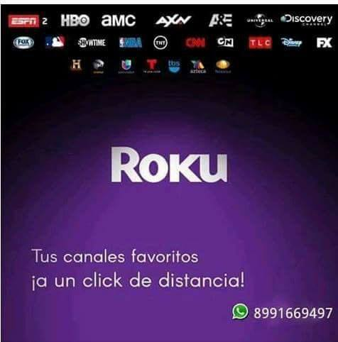 Codigos Roku TV: Codigos actuales Roku TV