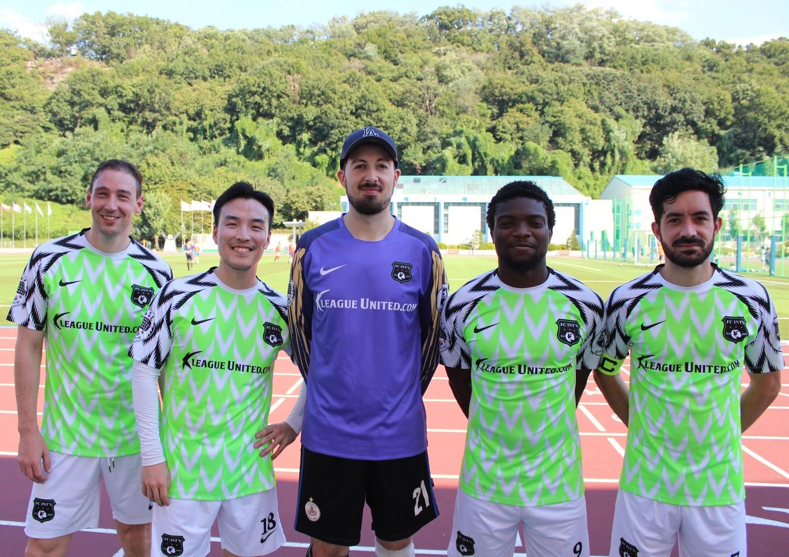 K League United Sponsorship FC INTS