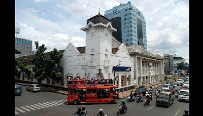 Bandung Indonesia Attraction