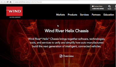 Converge! Network Digest: Wind River Intros Helix Cockpit