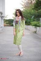 Actress Raashi Khanna Latest Stunning Poshoot Stills in Green Stylish Salwar Kameez  0003.jpg
