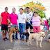 Vidal promueve la integración familiar, el deporte y las acciones con causa