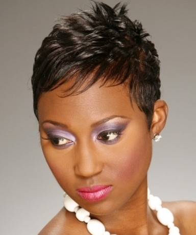 Short Haircuts Black Women Hairstyles