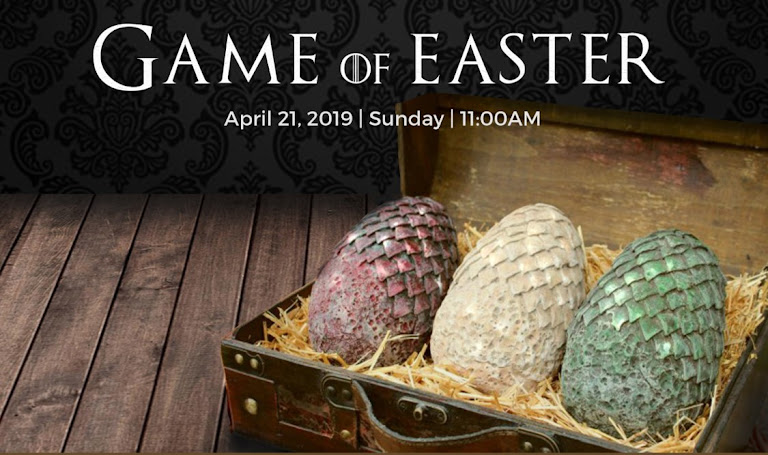 Game of Easter: exciting egg-hunt in Buddha Bar