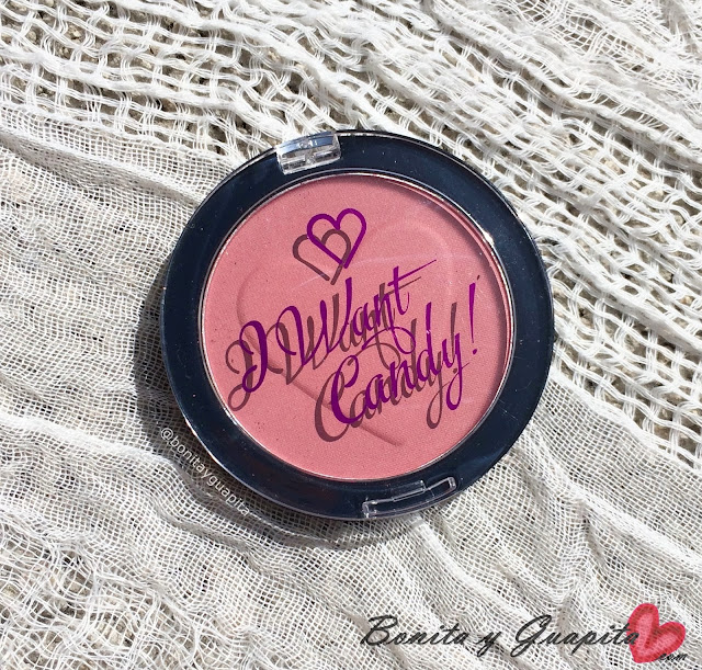i want candy i heart makeup blush