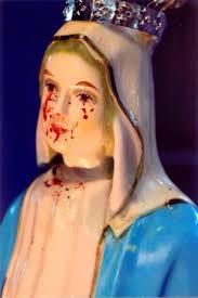 Phép lạ: Đức Mẹ khóc ra máu tại Triều Tiên