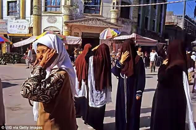 China bans its Muslims from having 'abnormal beards' or wearing veils