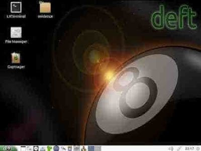 DEFT linux