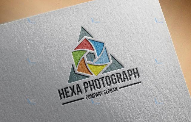 Hexa Photograph - WaDesiGh Logo Template
