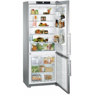 Причини да си купим хладилник с фризер Liebherr