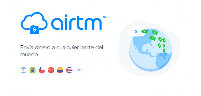 AirTM-Paypal Venezuela