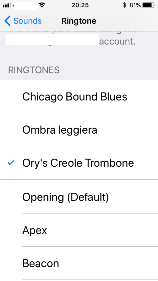 Custom ringtone not playing in iOS 11 ,few fixes
