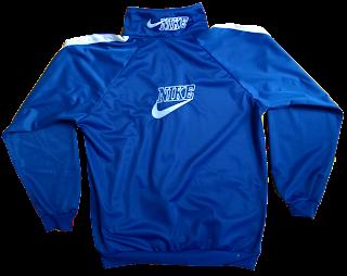 Blusa Nike azul