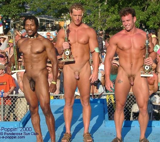 Nude Men Pageant 38