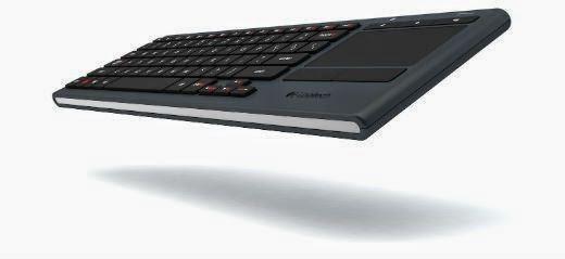Nieuw toetsenbord voor TV kijken in de woonkamer  Hd