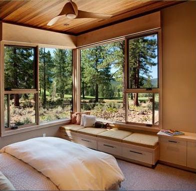 Fotos y dise os de ventanas imagenes de ventanas de herreria - Fotos de recibidores de pisos ...