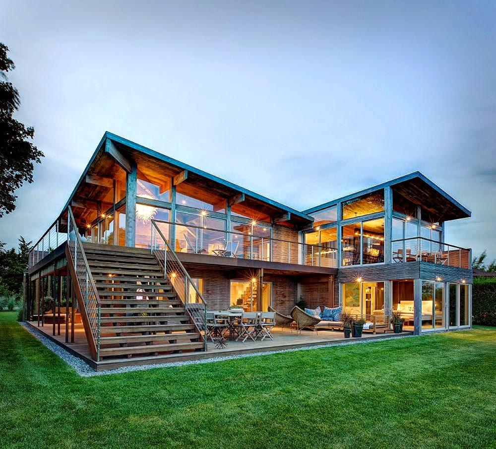Desain Rumah 1970