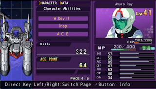 SD Gundam G Generation Overworld ISO PSP For Android Full Terbaru