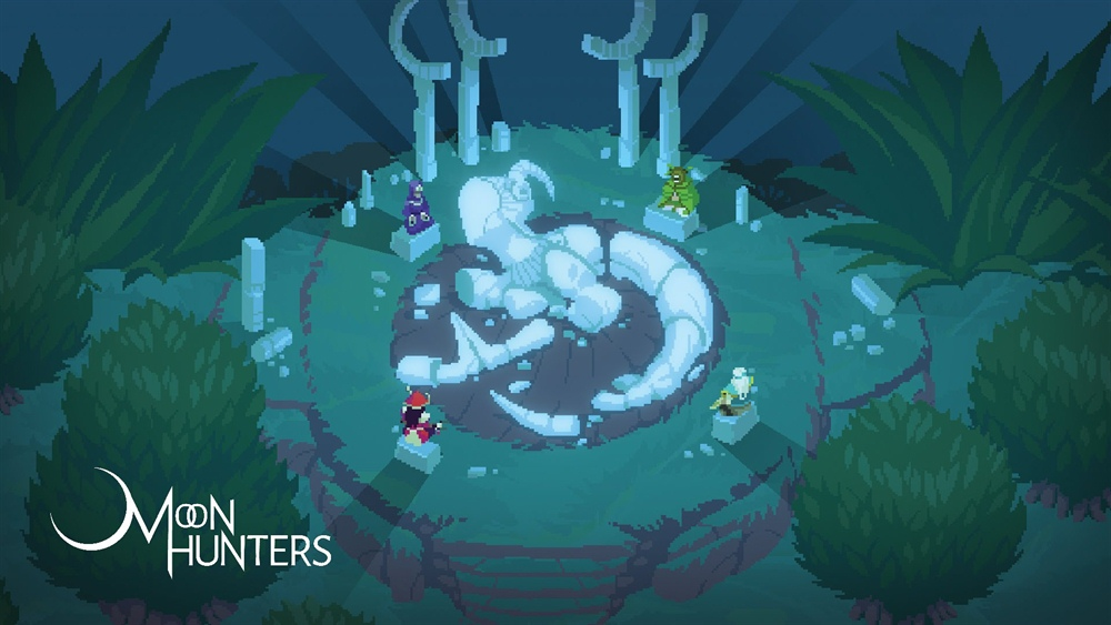 Moon Hunters Download Poster