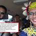 Dihalau dari KLCC hanya kerana memakai pakaian tradisional Sarawak