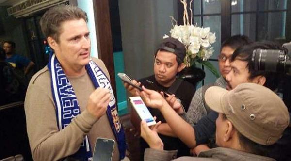 Persiba Balikpanan, Tim Musyafir yang Nyaman Main Di Malang