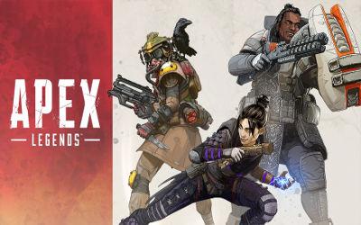 Apex Legends Titre - Fond d'écran en Full HD 1080p